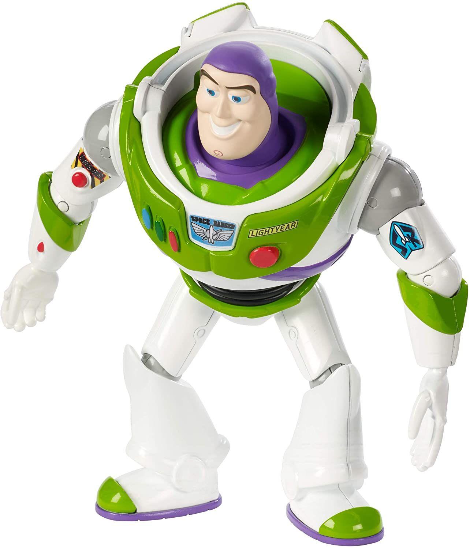 [Amazon Prime] Mattel GGX33 - Toy Story 4 Buzz Lightyear Figur, 17 cm Spielzeug Action Figur ab 3 Jahren
