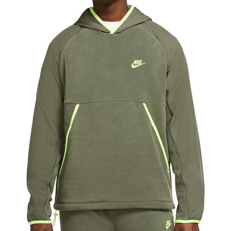 35% Rabatt auf ausgewählte Bekleidung aller Marken bei My-Sportswear - z.B. Nike Sportswear CE Winter Fleece Hoodie (Gr. S - XXL)