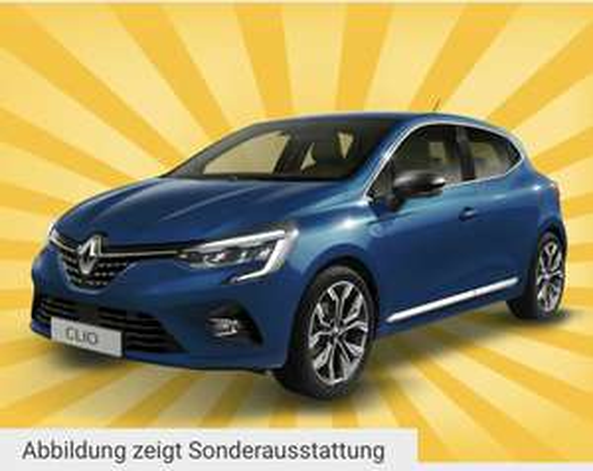 (Gewerbe) Renault Clio Edition One TCe mit 130 PS Automatik / 99€ mtl/ 0€ einmalige Kosten/ 6 Mon Laufzeit (LF:0,45)