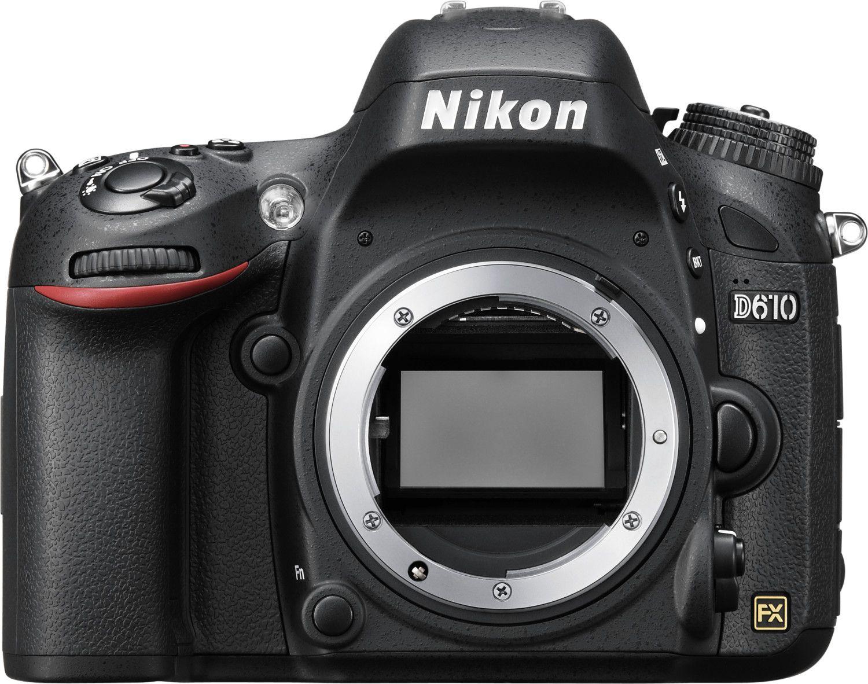 Nikon D610 Spiegelreflexkamera
