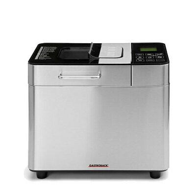 ( Ebay) Gastroback 42823 Brotbackautomat mit Gutschein POWER2021