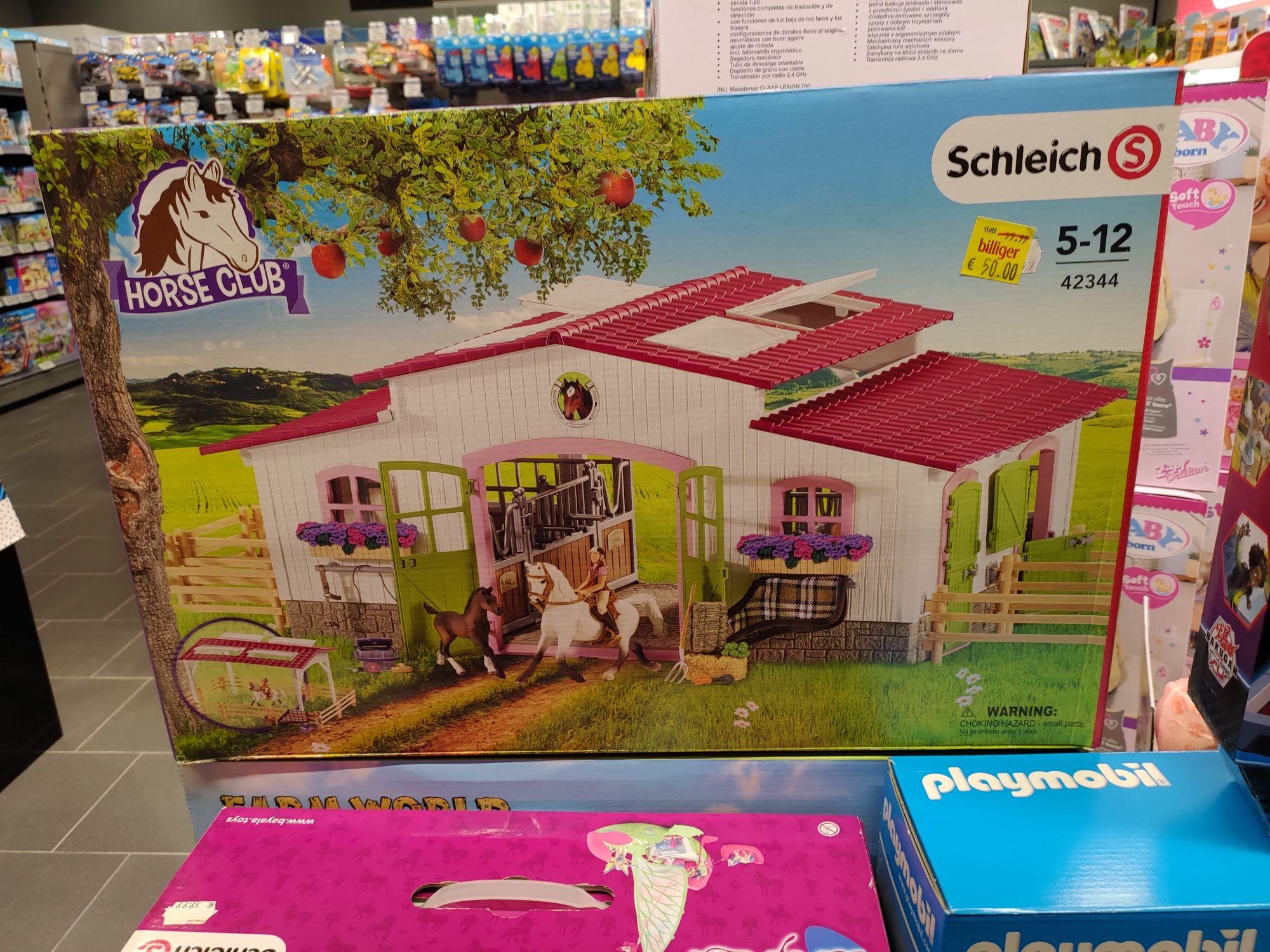 Schleich 42344 Horse Club Famila Geesthacht