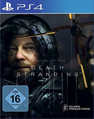 (Prime) Death Stranding - Standard Edition [PlayStation 4] Ps4