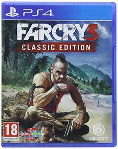 Far Cry 3 Classic Edition (PS4) für 13,86€ inkl. Versand (Amazon.es)
