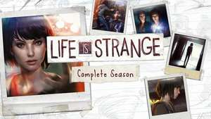 Life is Strange: Complete Season für 3,99€ / Life is Strange: Before the Storm für 3,39€ [GOG]