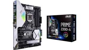 ASUS Prime Z390 A Mainboard 144€ zzgl Versand
