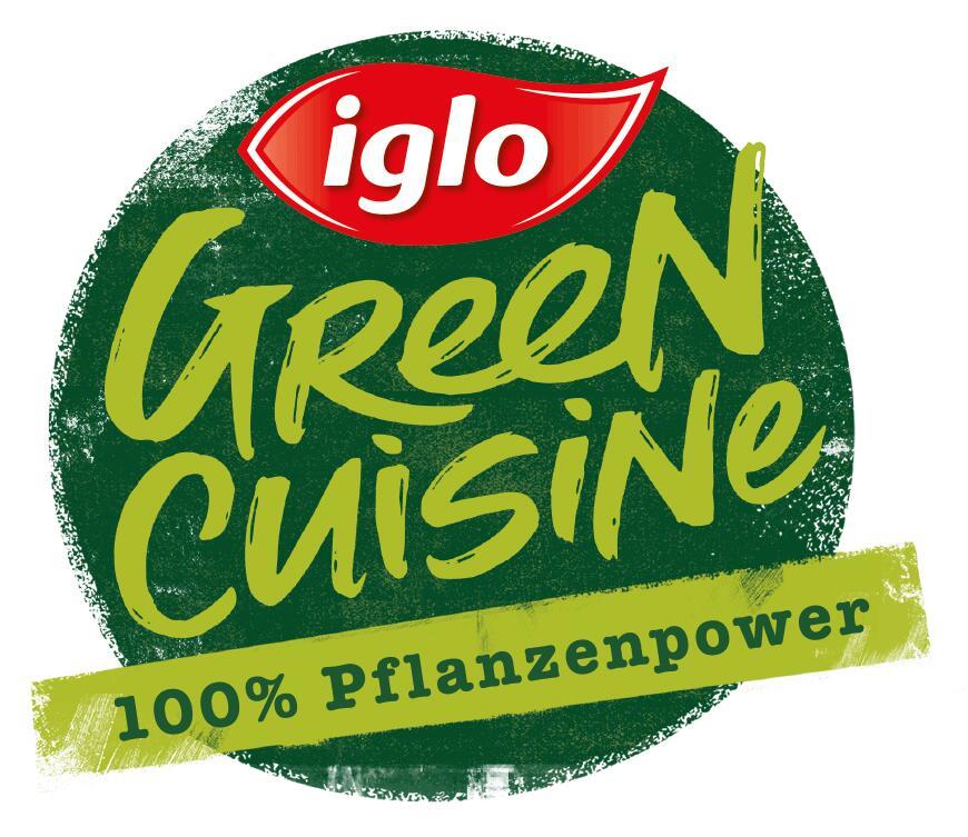 iglo Gemüse & iglo Green Cuisine kaufen & Betrag von Green Cuisine zurückbekommen