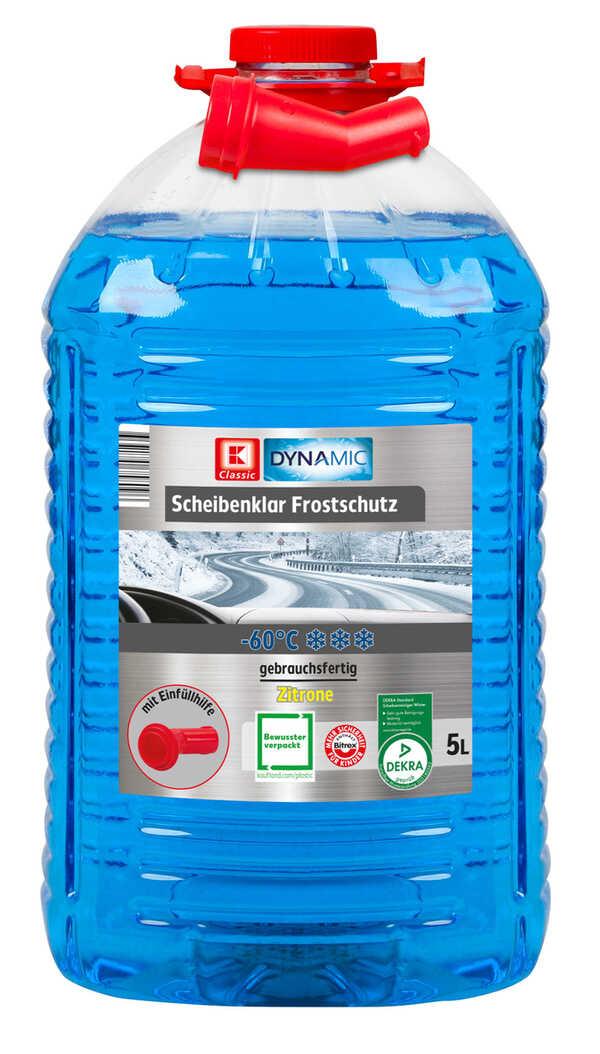Lokal Kaufland (Hamburg) - 5 Liter Frostschutz bis -60°, gebrauchsfertig [K-Classic]