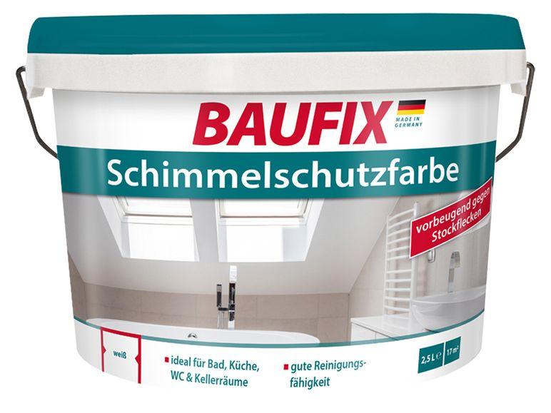Lokal Kaufland (Hamburg) - BAUFIX Angebote z.B. Schimmelschutzfarbe 2,5L oder Profi Universal Verdünnung für 3,99 (-42%) oder Farben