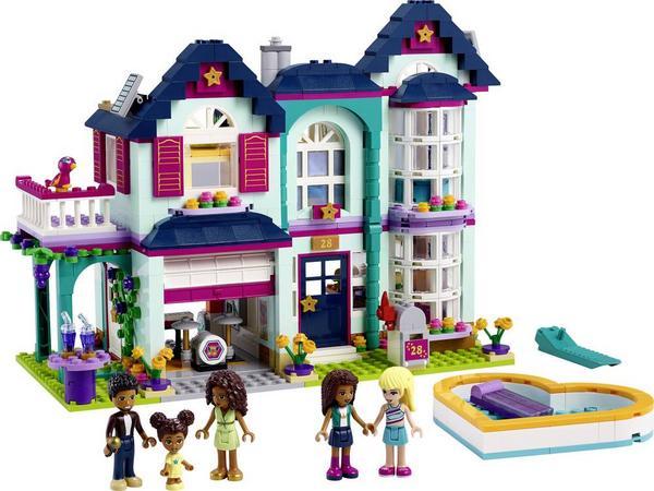 LEGO Friends - Andreas Haus (41449) [Thalia KultClub]
