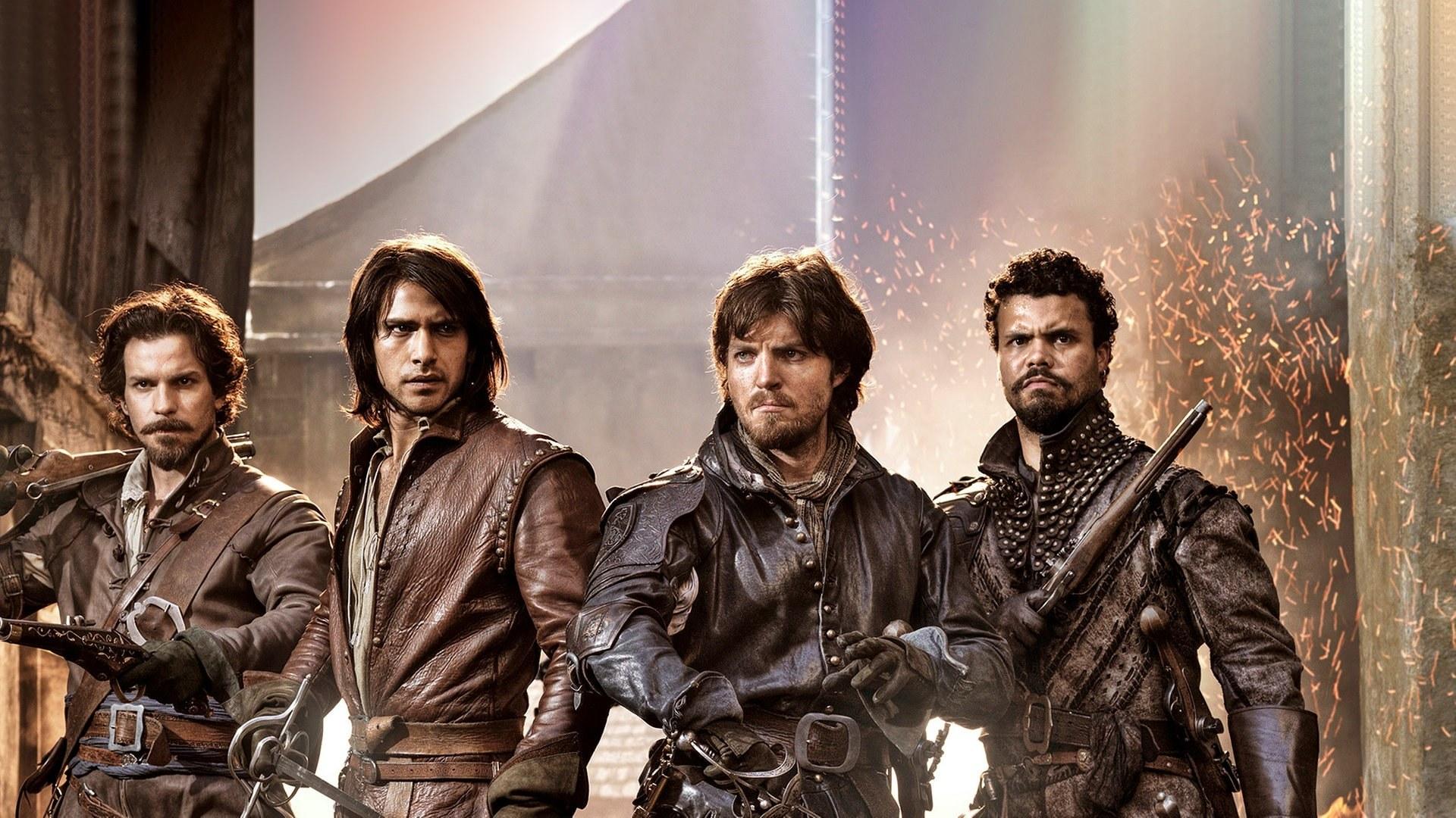 Die Musketiere (Staffel 1)
