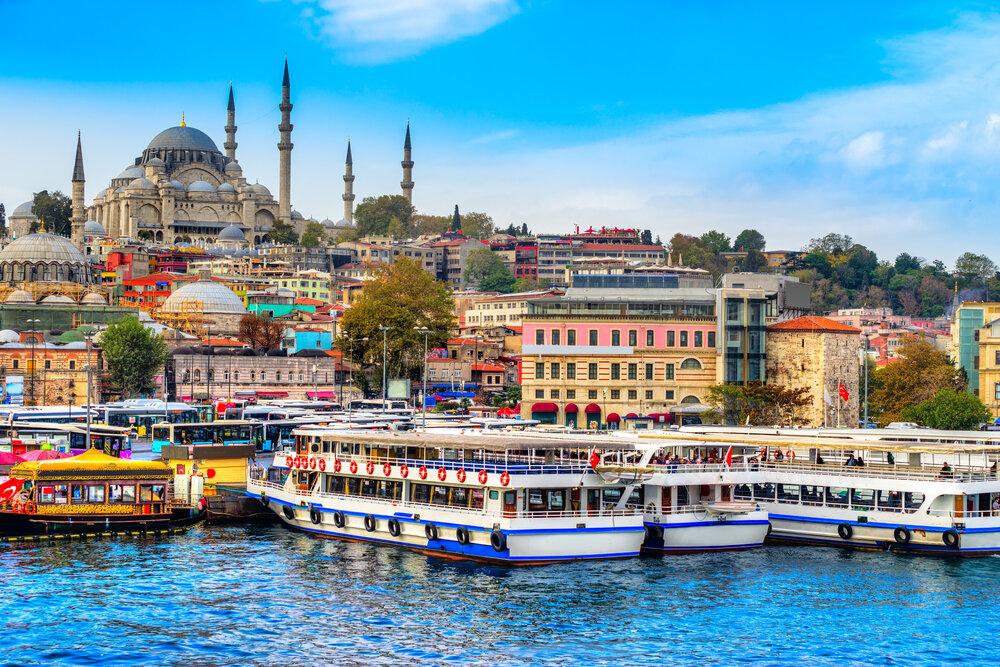 Istanbul Frankfurt Flüge