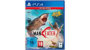[Müller] Maneater - Day One Edition (PS4) für 19.99 €