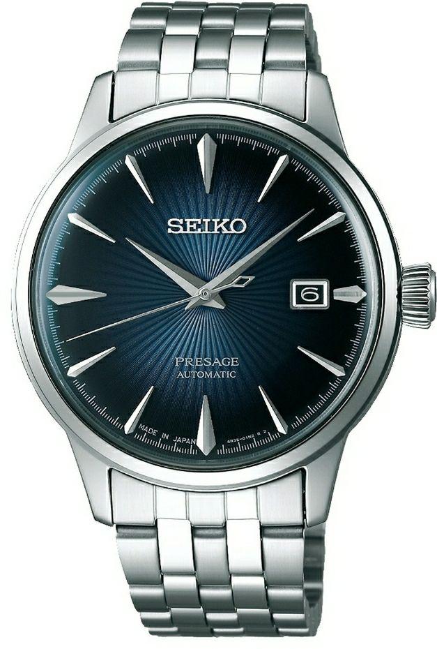 SEIKO SRBP41J1 Presage Automatik Herren 40mm 5ATM [TIMESHOP24] | 319,40€