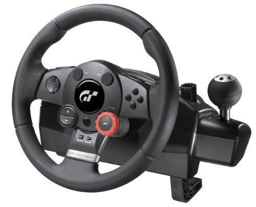 Logitech™ - Driving Force GT Lenkrad für PC,PS2,PS3 (B-WARE) für €85,49 [@MeinPaket.de]