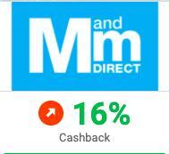 MANDMDIRECT + iGraal - 16% Cashback (auch für Bestandskunden) + 75% Sale -> mit Cashback kombinierbar