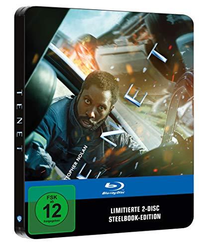 Amazon Prime: Tenet BluRay Steelbook für 21,77€