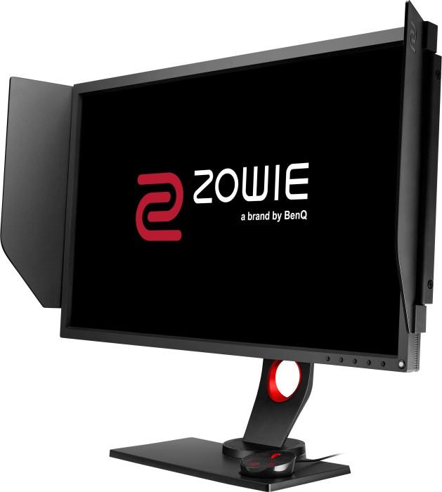 "BenQ Zowie XL2740 27"" e-Sports Monitor (FHD, TN, 400cd/m², 90% sRGB, 240Hz, 8bit, FreeSync + G-Sync Compatible, ergonomisch, Pivot, VESA)"