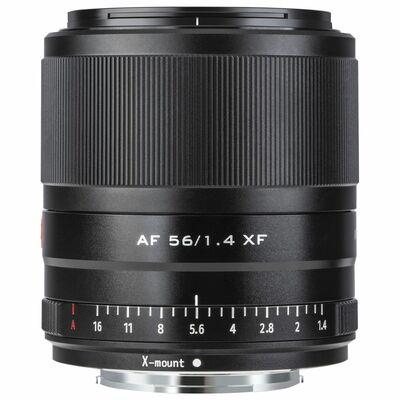 [UK] Viltrox AF 56/1.4 XF 56mm F1.4 Autofokus-Porträtobjektiv Fujifilm X-Mount