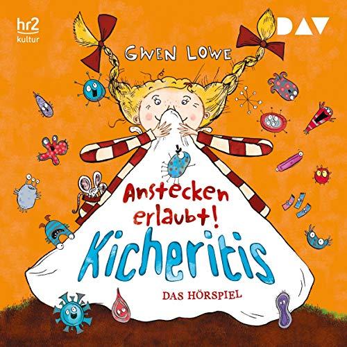 Kicheritis - Anstecken erlaubt! - gratis Hörspiel