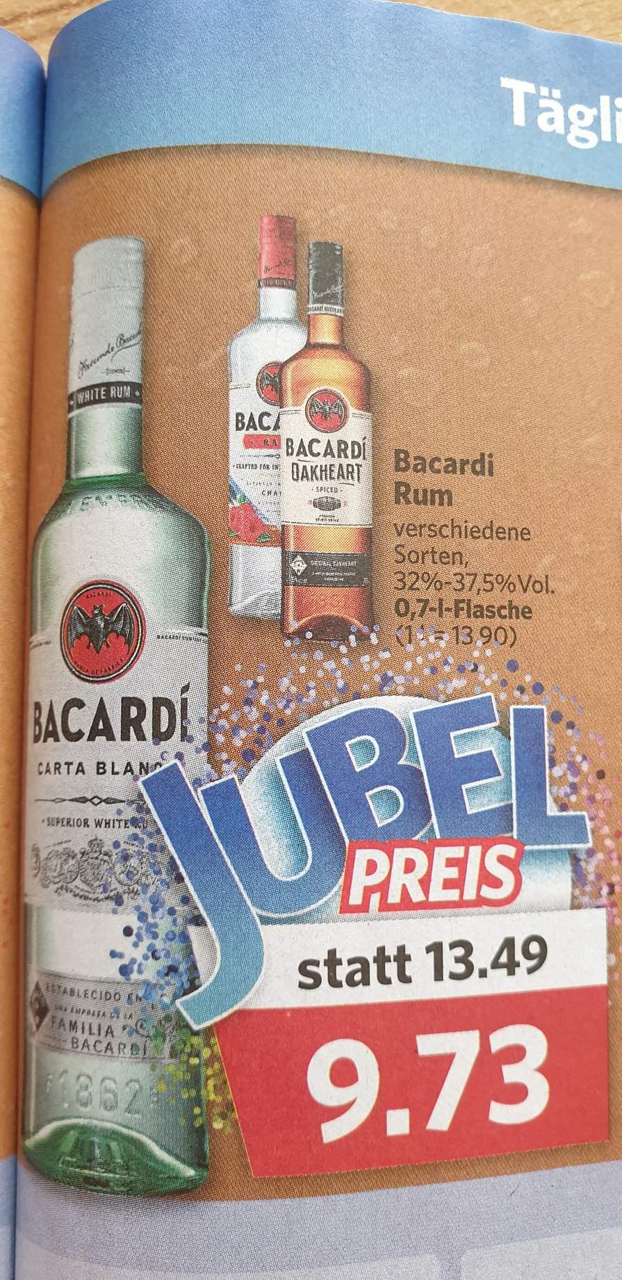 [Combi] Alkohol - Smirnoff Vodka / Bacardi / Tequila