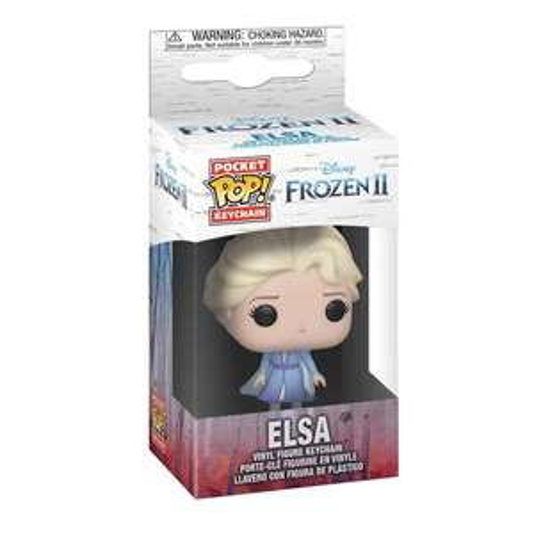 [Thalia Club] Funko POP! Keychain Elsa