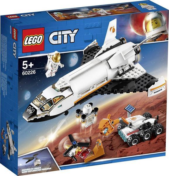 LEGO City - Mars-Forschungsshuttle (60226) für 19,35 Euro [Thalia Klub-Mitgliedschaft]