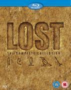 Lost - Seasons 1-6 Complete Box Set Blu-ray für 51,59€ @zavvi