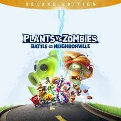 (PSN/PS4/PS5) Plants vs. Zombies™: Schlacht um Neighborville - Deluxe Edition