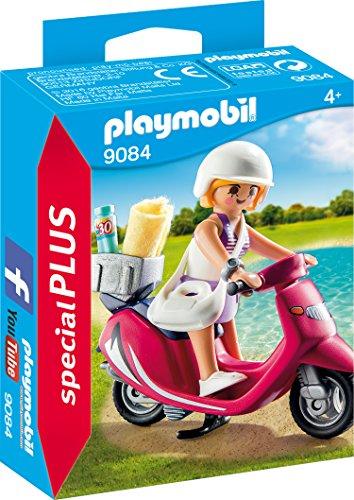 (Prime) Playmobil 9084 - Strand-Girl mit Roller