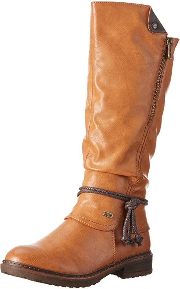 Rieker Damen 94758 Langschaft Stiefel / Größe 36 und 37