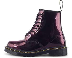 Dr Martens Boots in bordeux, Gr 37, 38, 39, 40, 41