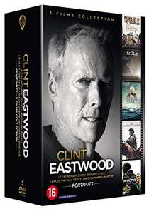 Clint Eastwood-Collection: Der Fall Richard Jewell, The Mule, Sully, American Sniper, Invictus [Blu-ray]