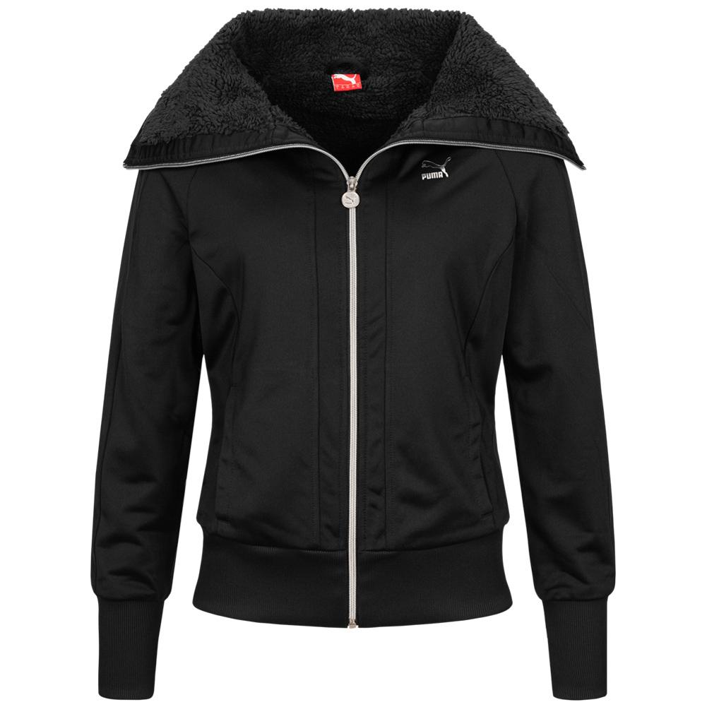 "PUMA Damen Jacke ""Lined T7 Track"" für 22,99€ + 3,95€ VSK (Größe S - XL) [SportSpar]"