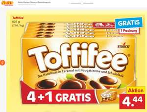 [18.01. bei Penny] [21.01. Kaufland] Toffifee 5x125g Packung