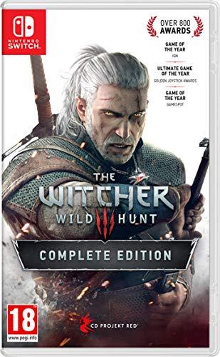 The Witcher 3: Wild Hunt - Complete Edition (Switch) für 40,36€ (Amazon IT)
