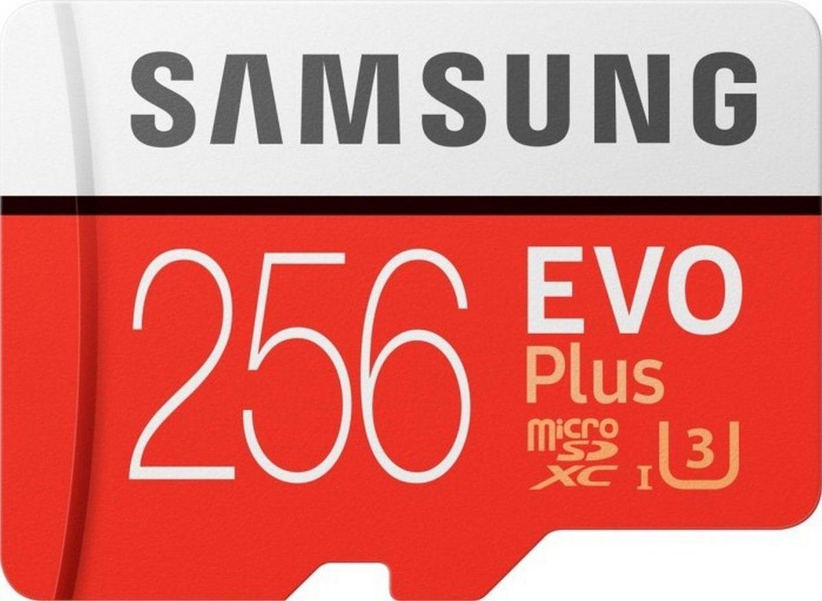 [OTTO Neukunden] Samsung Evo Plus 256 GB Micro SD inkl. Adapter