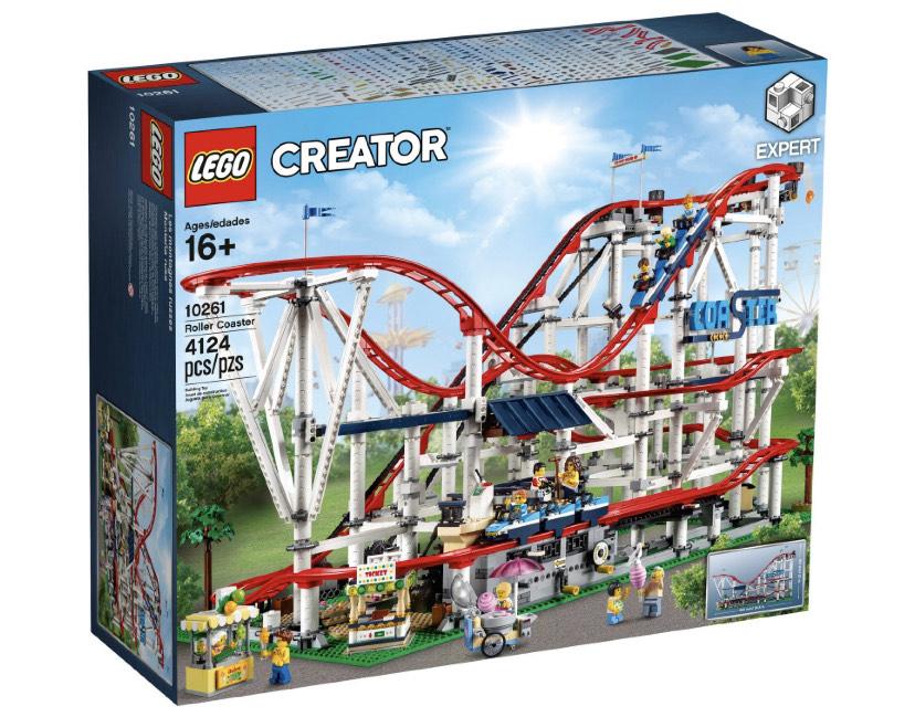 LEGO Creator Expert 10261 - Achterbahn