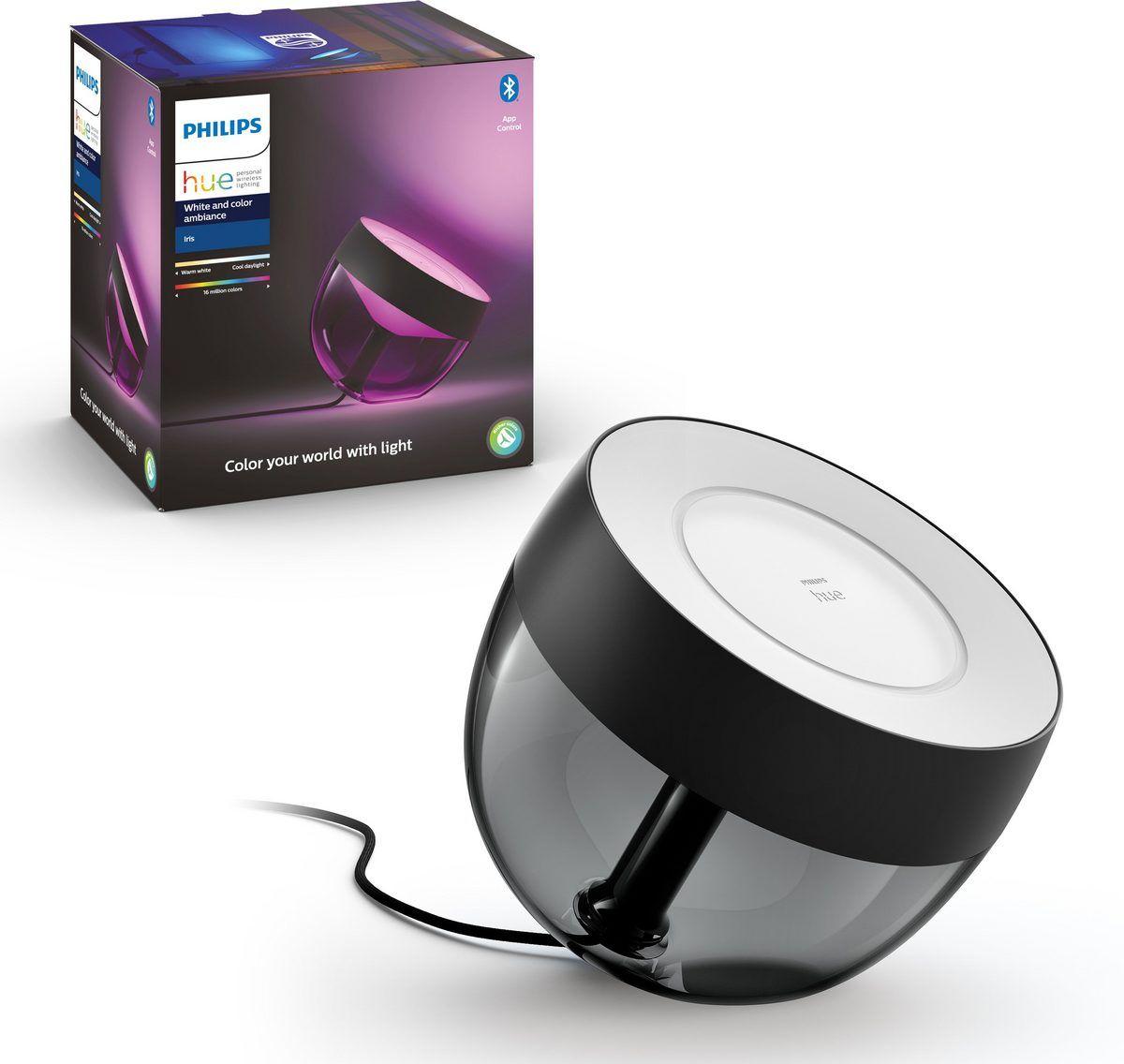 Philips Hue Iris - Bluetooth - Neue Version - in schwarz oder weiß