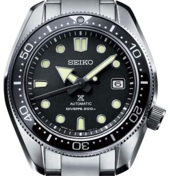[olfert&co] Seiko Prospex Automatikuhr Diver SPB077J1