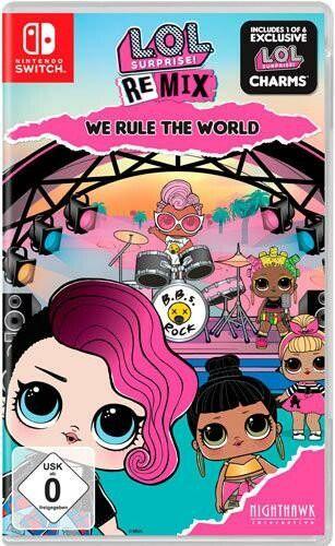 NINTENDO L.O.L. Surprise! Remix - We Rule the World