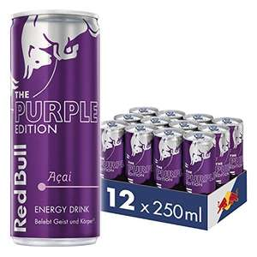 [Prime] Red Bull Acai-Beere 12x 250ml, abzg. Pfand nur 9,46 €