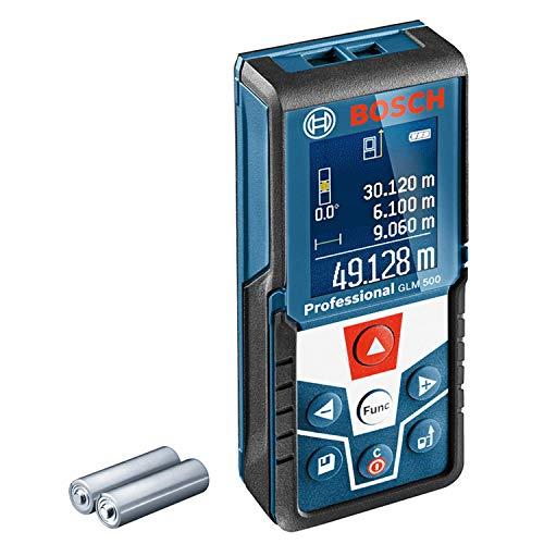 Bosch Professional Laser Entfernungsmesser GLM 500 [Amazon]