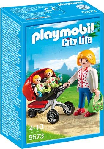 [Amazon.de] Playmobil 5573 Zwillingskinderwagen für 3,59 € inkl. Versand (Prime)