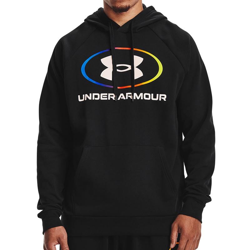 40% Rabatt auf alles von Nike und jetzt auch auf Under Armour bei Mysportswear, z.B. Under Armour ColdGear Rival Fleece Lockertag HD Hoodie