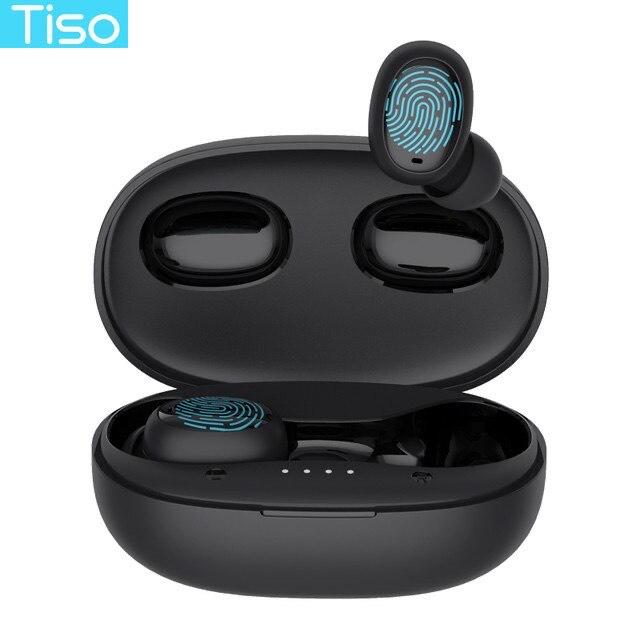 Tiso i6 Bluetooth Kopfhörer