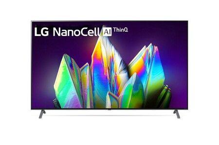 LG 75NANO999NA Nanocell TV (75 Zoll (189 cm), 8K, 100Hz HDMI 2.1