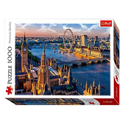 2x London Puzzle 1000 Teile (2 Stk Mindestmenge 2 x 5,56€)