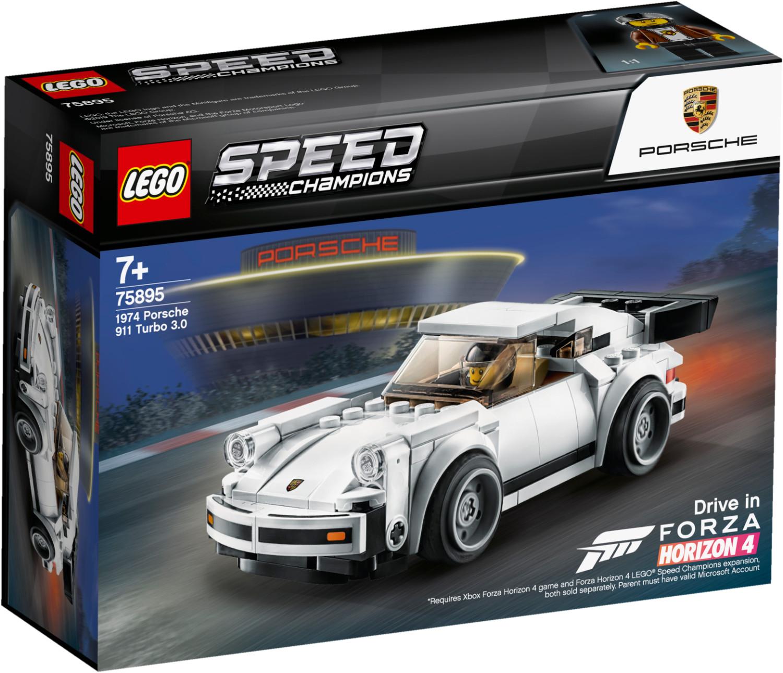 LEGO Speed Champions - 1974 Porsche 911 Turbo 3.0 (75895) [Thalia KultClub]