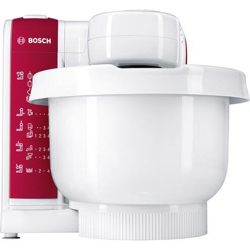Bosch Küchenmaschine, MUM4, 600 W, weiß, juicy berry, MUM4825 für 79,99 inkl. Versand - Galeria Kaufhof - KarstadtG